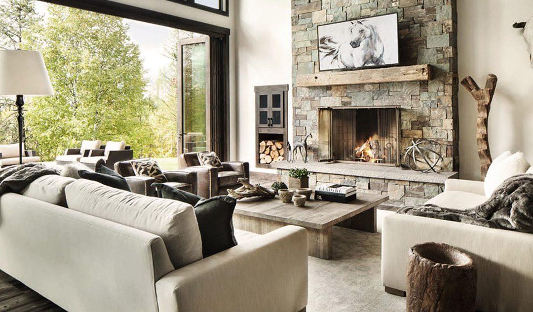 5 estilos de decoração para uma casa no campo