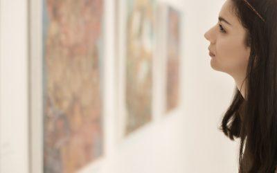Como ter uma galeria de arte na casa de campo?