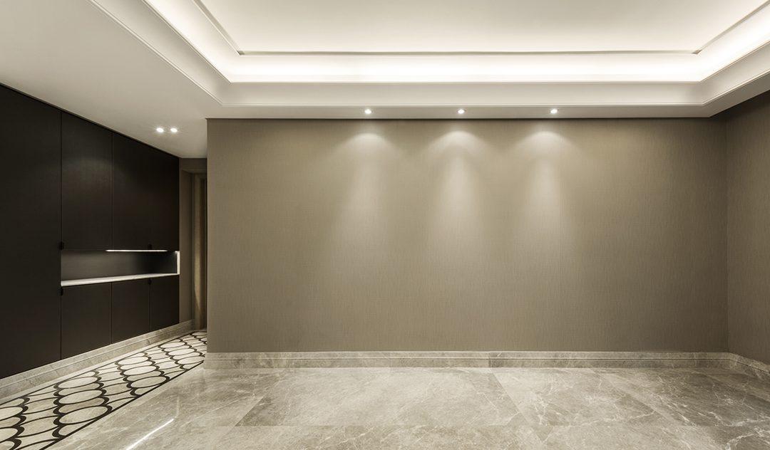 O poder da luz indireta nos ambientes da casa de campo